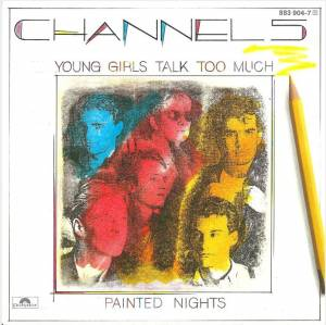 Cover - Channel 5: Young Girls Talk Too Much