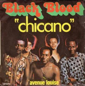 Cover - Black Blood: Chicano