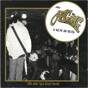 Cover - Raging Honkies, The: We Are The Best Band
