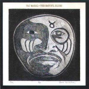 Taj Mahal: Natch'l Blues, The - Cover