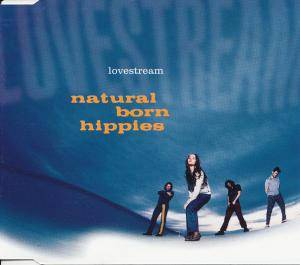 Cover - Natural Born Hippies: Lovestream