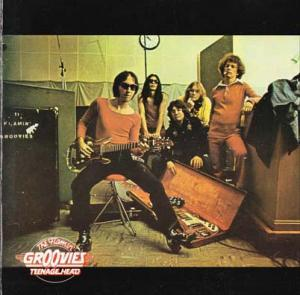 Flamin' Groovies, The: Teenage Head - Cover