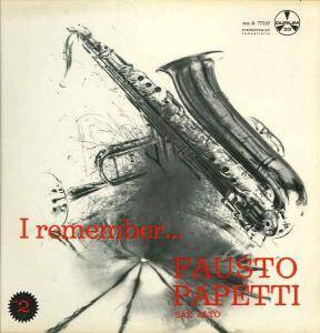 Cover - Fausto Papetti: I Remember...N. 2