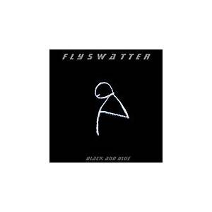 Cover - Flyswatter: Black And Blue