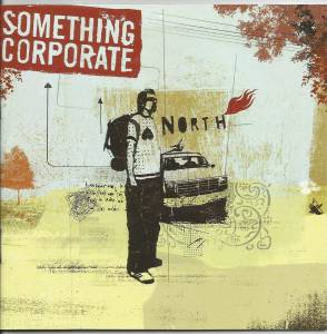 Cover - Something Corporate: North