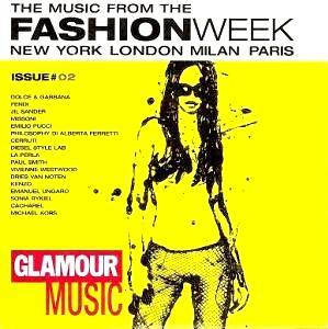 Cover - Queen Of Japan: Glamour Music - The Music From The Fashion Week - Issue #02