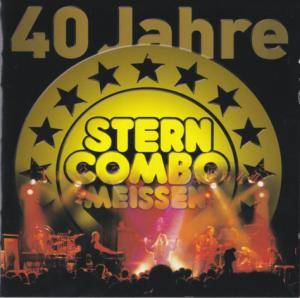 Stern-Combo Meissen: 40 Jahre - Cover