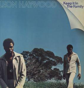 Leon Haywood: Keep It In The Family - Cover