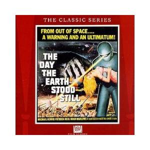 Cover - Bernard Herrmann: Day The Earth Stood Still, The