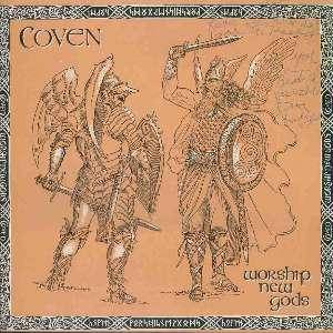 Coven: Worship New Gods - Cover