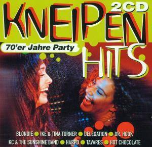 Kneipen Hits 70er Jahre Party - Cover