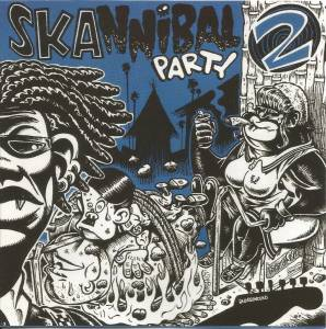 Skannibal Party 2 - Cover