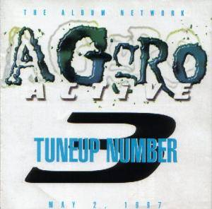 Cover - Marshall Coleman: Album Network 003 - Aggro Active Tuneup Number Three
