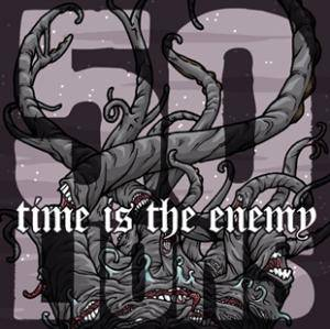 50 Lions: Time Is The Enemy - Cover