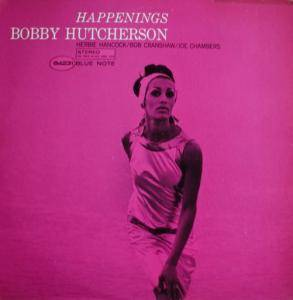 Cover - Bobby Hutcherson: Happenings