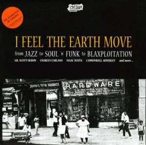 Brown Sugar Presents: I Feel The Earth Move - The Manifesto Of Groove Vol. 1 - Cover