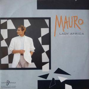 Cover - Mauro: Lady Africa