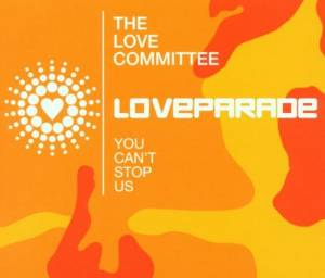 Cover - Love Committee, The: You Can't Stop Us