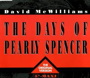 Cover - David McWilliams: Days Of Pearly Spencer, The