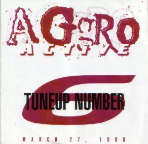 Cover - Soulfly: Album Network 006 - Aggro-Active Tuneup Number Six