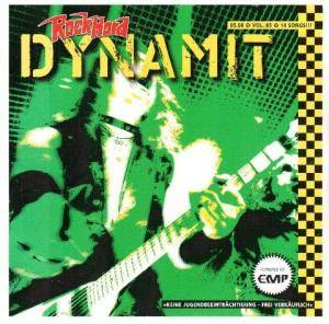 Rock Hard - Dynamit Vol. 65 (CD) - Bild 1