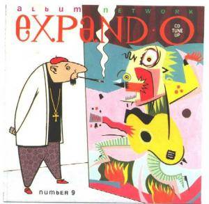 Cover - Inspiral Carpets: Album Network 009 - Expand-O CD |  Tune Up #9