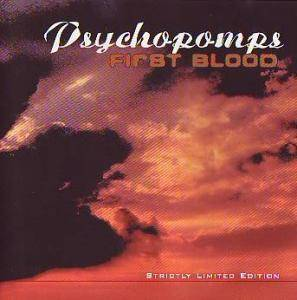 Cover - Psychopomps: First Blood
