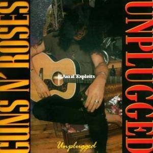 Guns N' Roses: Unplugged - Cover