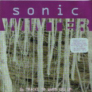 Sonic Winter: A Rykodisc Sampler - Cover