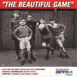 Cover - Baddiel, Skinner & Lightning Seeds: Beautiful Game, The