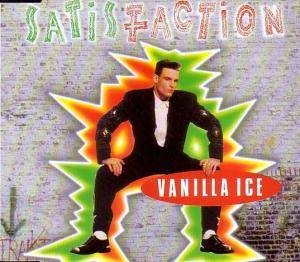 Vanilla Ice: Satisfaction - Cover