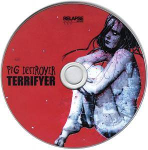 Pig Destroyer: Terrifyer (CD + DVD-Audio) - Bild 4