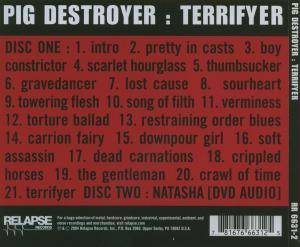 Pig Destroyer: Terrifyer (CD + DVD-Audio) - Bild 6