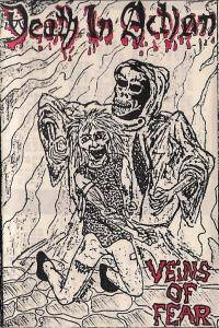 Cover - Death In Action: Veins Of Fear