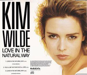 Kim Wilde: Love In The Natural Way - Cover