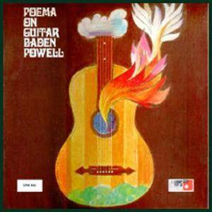 Baden Powell: Poema On Guitar - Cover