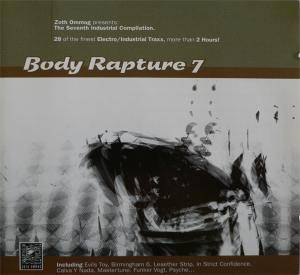 Cover - Ionic Vision: Body Rapture Vol. 7