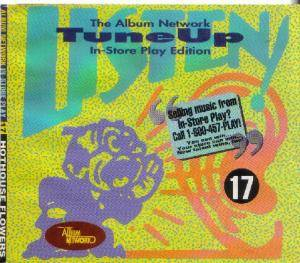 Cover - John Mayall & The Bluesbreakers: Album Network 017 - In-Store Play CD #17 // Hothouse Flowers : Songs From The Rain