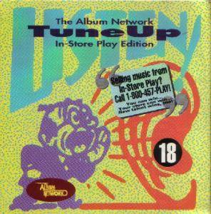 Cover - Vince Neil: Album Network 018 - In-Store Play CD #18