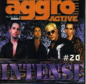Cover - Flaw: Album Network 020 - Aggro-Active Tuneup Number Twenty