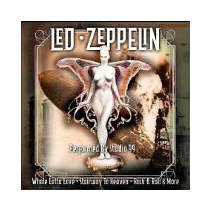 Cover - Studio 99: Led Zeppelin - A Tribute