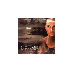 Cover - Trevor Jones: G.I. Jane / Runaway Train