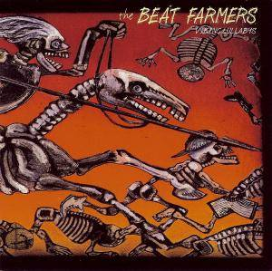 Cover - Beat Farmers, The: Viking Lullabys
