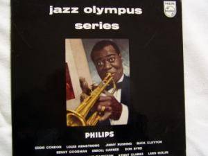Cover - Kenny Clarke's Sextet: Jazz Olympus Series