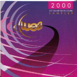 Wea 2000 1st Quarter - Cover