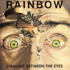 Rainbow: Straight Between The Eyes (CD) - Bild 1