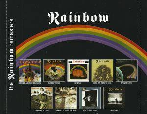 Rainbow: Straight Between The Eyes (CD) - Bild 9
