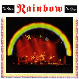 Cover - Rainbow: On Stage