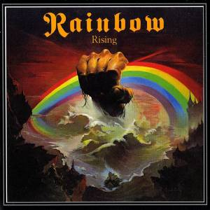 Rainbow: Rising - Cover