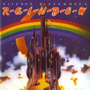 Cover - Ritchie Blackmore's Rainbow: Ritchie Blackmore's Rainbow